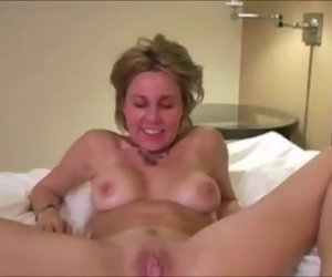 11:20 , wife first time with 2 deadly cock she is deadly owned