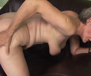 12:36 , hairy 76 years old granny first time big cock fucked