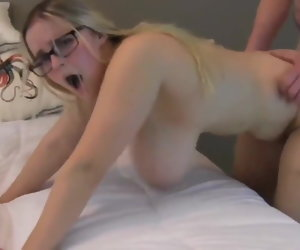 20:42 , Hairy & Corpulent Festival Teen Takes Sopping Creampie In Her Pussy