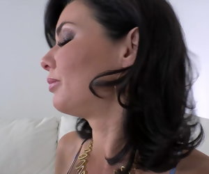 7:38 , Curvy Milf Veronica Avluv gets her shaved wet pussy filled w