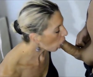 1:16:03 , Milf and Mature blowjob Compilation