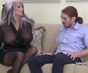 5:09 , SallyDangeloXXX - Hot Wife Lll  Mp4 Hd