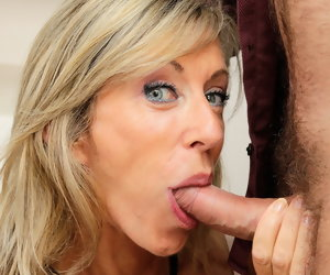10:10 , French hairy old MILF Marina Beaulieu orgasm anal
