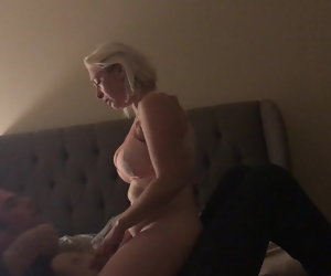 32:35 , Hot kermis milf wants and gets a creampie on place off limits camera