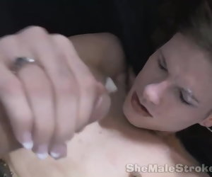 40:33 , Shemales tastes Own Cum Compilation Part 1