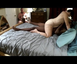 20:51 , Big Cuckold Femdom Homemade Interracial Mature Mistress Old Tits