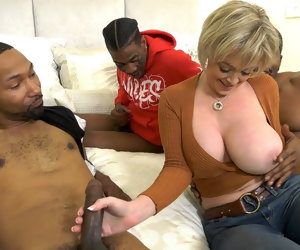 8:06 , Hot Cougar Wife Dee Williams Gets Pounded By BBC