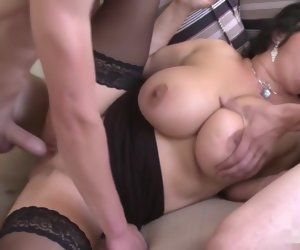 30:11 , Mature Monster Tits #1 (2015)