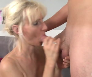 35:36 , blond adult in the air saggy breast fuck