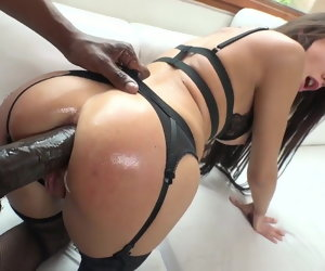 35:49 , Interracial Monster Anal Gape