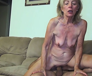 12:20 , 81 years old mom banged apart from stepson