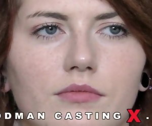 1:13:52 , Great casting hither a downcast redhead slut