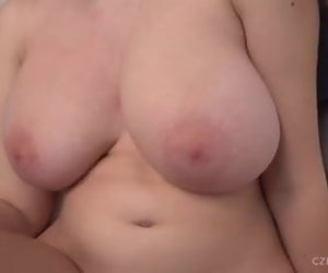20:56 , Czech Teen with Huge Natural Breasts Fucking