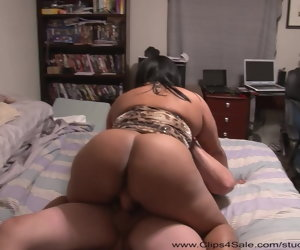 17:49 , Mexican BBW Mature Got Butt Fucked