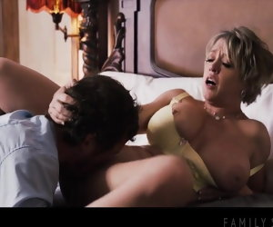 30:46 , Big titted stepmom fucks nerdy stepson