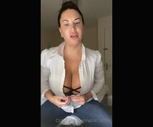 2:15 , Amateur Big British Brunette European Fingering Hd Jeans Mom Tight