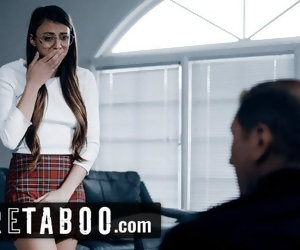 17:17 , PURE TABOO Priest Convinces Teen 2 Involving Her Anal Virginity