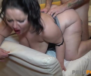 14:00 , This BBW mature is a deepthroat expert!!!