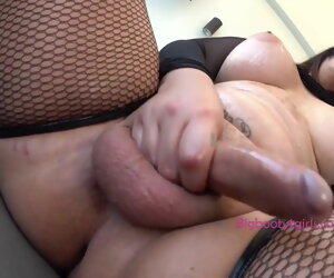 41:54 , 'Lauren' curvy the hottest tranny EVER! (Full)