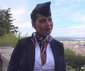 49:28 , Lyonnaise is a flight attendant who is always in the mood for sex with pilot