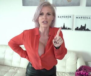 15:31 , Kinky mommy is sucking dick like a almighty pro, because it feels so shacking..