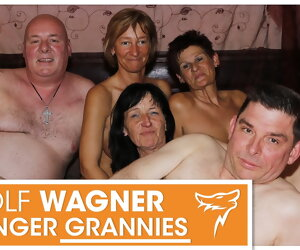 15:02 , Ugly mature swingers have a fuck fest! Wolfwagner.com