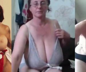 25:46 , Huge MILF Tits, Jerk Off Challenge To The Accent mark #7