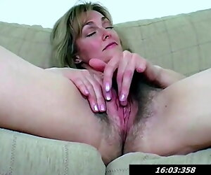 16:54 , Hairy Pussy Of 42 Year Grey Mommy Lydia