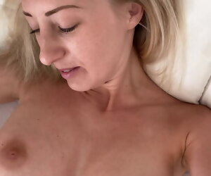 4:09 , Orgasm in get under one's morning after a totally wet dream!