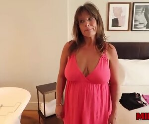 17:25 , Big Brunette Bus Busty Car Hd Mature Straight Tits