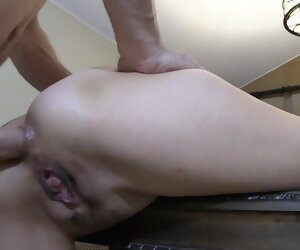 17:58 , Mom loves a helping ass fucking creampie