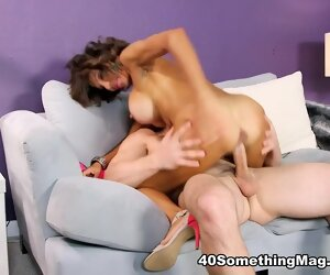 5:24 , Lyla proves that 46-year-old pussy and ass rear end be tight - Lyla Lali and J..