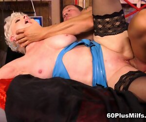 5:23 , Submissive Slut - Jewel Together with Tony D'sergio - 60PlusMilfs