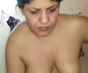 4:11 , Arab Lady Painful anal