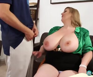 17:43 , Amiee Roberts Burnish apply BBW office pervert
