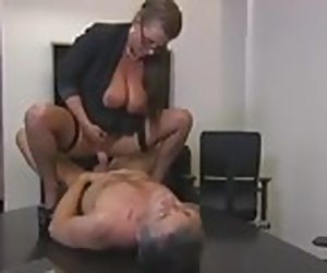 14:46 , Secretary Blue Susi Fucked With respect to Ass Wearing Stockings