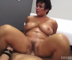 19:56 , casting milf with big tits and Fat Pussy