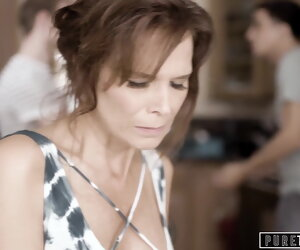 11:36 , PURE TABOO, 2 Step-Brothers DP Their Step-Mom