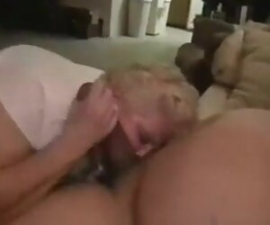 1:52 , Grandma's Neighbor Laughs When He Cums In The brush Brashness