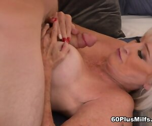 5:23 , Leah Invites Jmac To Cum Medial - Leah L'amour Added to J Mac - 60PlusMilfs