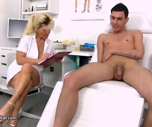 26:48 , Mature Nurse Jerks Young Load of shit