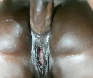 4:05 , American Anal Ass Bbw Big Black Cougar Deep Ebony Hd