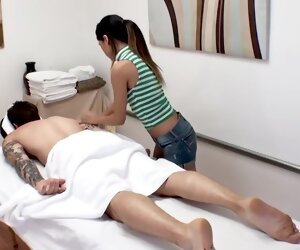 31:44 , Thai Massage Ends With Coition