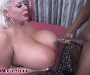 8:49 , 3500cc Claudia Marie Fucked All round Her Fat Cellulite Ass By Black Chap