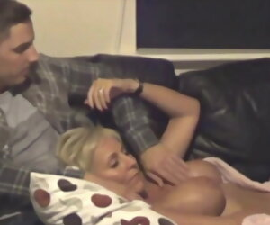 15:36 , British Stepmom With an increment of Son Win Caught Out On A Hidden Camera
