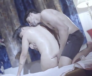 41:43 , Fully nude Indian massage
