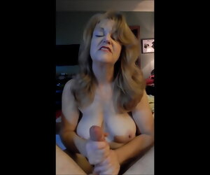 5:30 , Mature Wife Gives A Dirty Talking Handjob