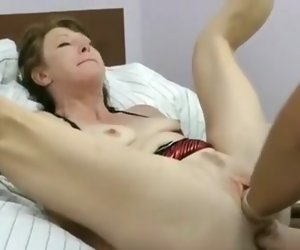7:40 , Foreigner amateur Brunette, Laconic Tits sexual intercourse movie