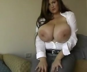 5:12 , Crazy homemade Brunette, Chunky Tits sex clip