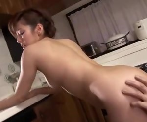 24:10 , Hottest homemade Kitchen adult clip